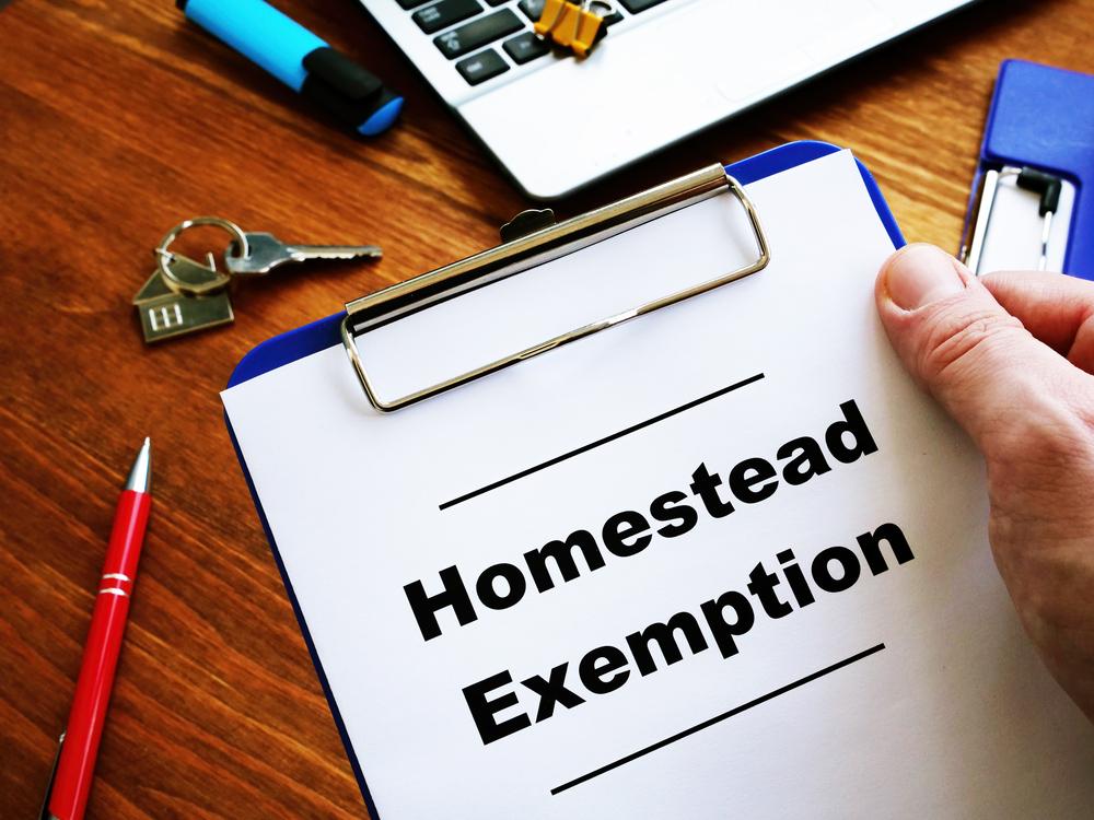 homestead exemption attorney
